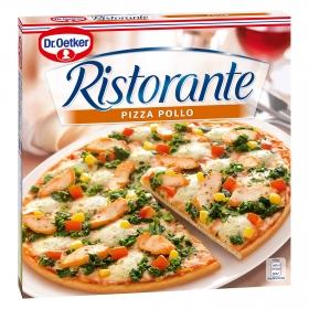Pizza de pollo Dr. Oetker - Ristorante 355 g.