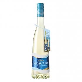 Vino blanco moscato mediterráneo Pinord 75 cl.