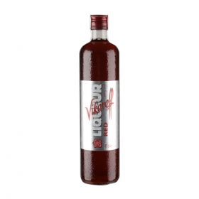 Vodka Vikoroff red 70 cl.