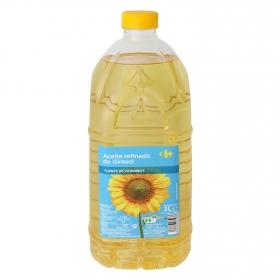 Aceite de girasol Carrefour 3 l.