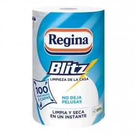 Papel de cocina Blitz 3 capas Regina 1 rollo.