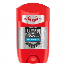 Desodorante stick para hombre Odour Blocker Fresh Old Spice 50 ml.