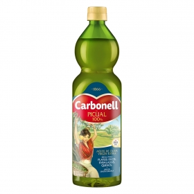 Aceite de oliva virgen extra picual Carbonell 1 l.