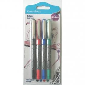 Rollers Punta Cónica Medium de 0,7 mm Surtidos