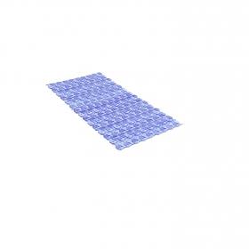 Antideslizante de ducha de   36CM  Azul