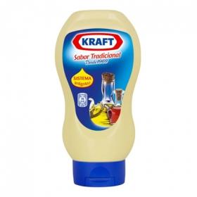 Mayonesa sabor tradicional Kraft envase 350 ml.