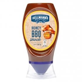 Salsa barbacoa con miel