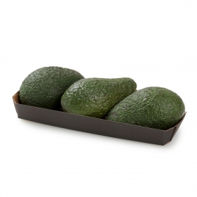 Aguacate Carrefour flowpack 3/4 ud 500 g