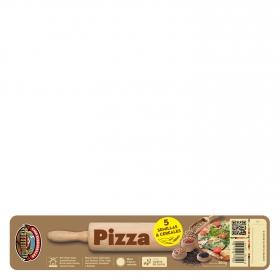 Masa fresca para pizza 5 cereales Casa Tarradellas 260 g.