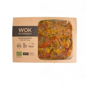 Wok de verduras bio 280 g