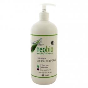 Loción corporal aloe & açai Bio Sante Naturkosmetik 500 ml.