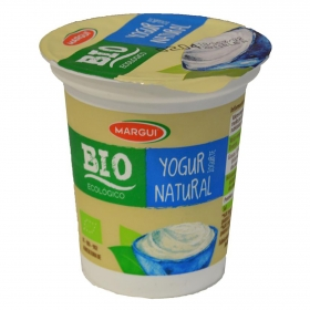 Yogur natural ecológico Margui 150 g.