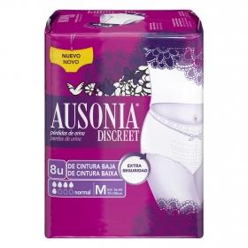 Pants para pérdidas de orina de cintura baja talla M