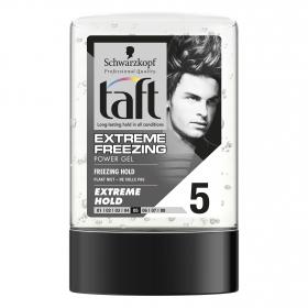 Gel fijador Extreme Freezing Schwarzkopf Taft 300 ml.