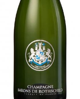 Barons De Rothschild Extra Brut Champán