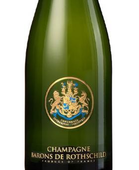 Barons De Rothschild Brut Champán