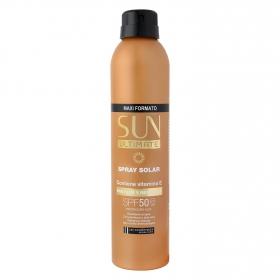 Spray solar FP50+  con Vitamina E