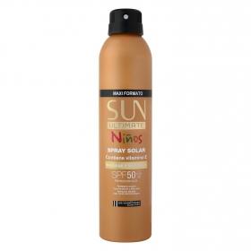 Spray Solar FP50  Niños con Vitamina E