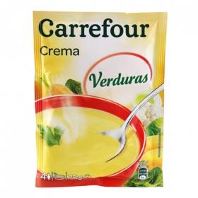 Crema de Verdura deshidratado cremosa
