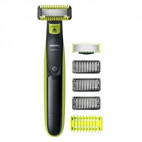 Maquinilla de afeitar con recambio OneBlade Face&Body Philips 1 ud.