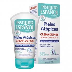 Crema para pies pieles atópicas Instituto Español