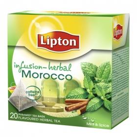 Infusión con menta y especias en bolsitas Lipton 20 ud.