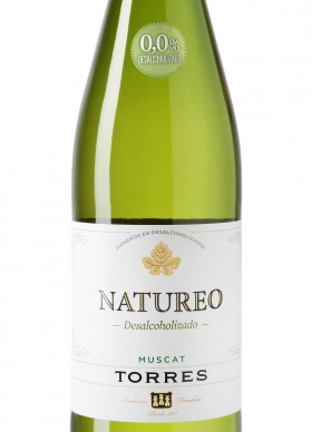 Natureo Sin Alcohol Blanco
