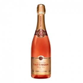 Champagne Taittinger rosé 75 cl.