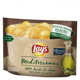 Patatas Mediterráneas