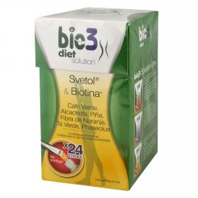 Solución para dieta Svetol & Biotina