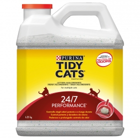 Purina Tidy Cats Arena para Gatos Aglomerante Dual Power 6,35Kg