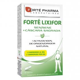 Forté Lixifor cápsulas Forté Pharma 30 ud.