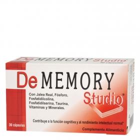 Complemento alimenticio para el estudio De Memory 30 comprimidos.