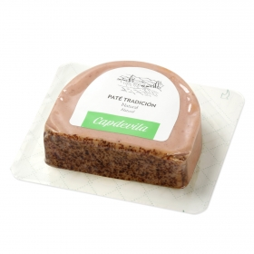 Paté de foie natural Capdevila 100 g