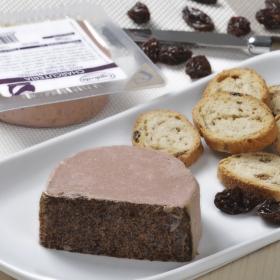 Paté de foie tradicional