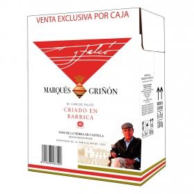 Vino tinto Marqués Griñón pack de 6 botellas de 75 cl.
