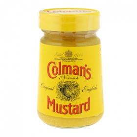 Mostaza Colmans tarro 100 g.