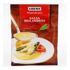 Salsa holandesa Ubena sobre 25 g.