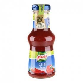Salsa chili Knorr botella 250 g.