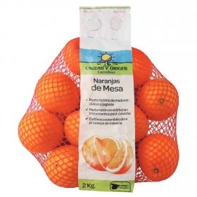 Naranja Carrefour Calidad y Origen Malla 2 Kg