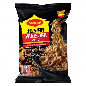 Fideos chili yakisoba Fusian