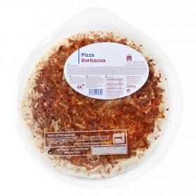 Pizza barbacoa Producto blanco 330 g.