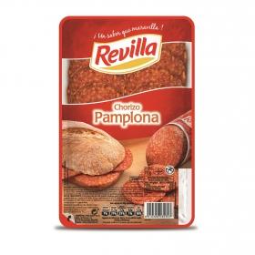 Chorizo Pamplona Revilla sin gluten 70 g.