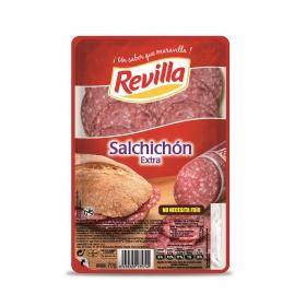 Salchichón extra Revilla 85 g.