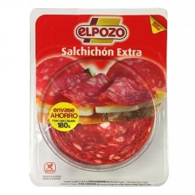 Salchichón extra El Pozo 180 g.