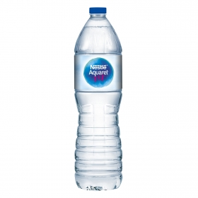 Agua mineral Aquarel natural 1,5 l.