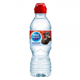 Agua mineral Aquarel natural 33 cl.