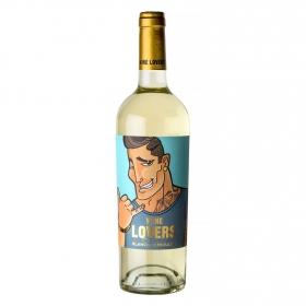 Vino de la Tierra de Castilla blanco semidulce Wine Lovers 75 cl.