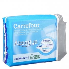 Protector para adultos Carrefour 20 ud.
