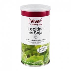 Lata lecitina de soja